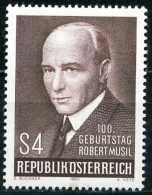 Österreich - Michel 1661 - ** Postfrisch (D) - Robert Musil - 1945-.... 2. Republik