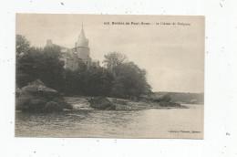 Cp  , 29 , Le Château De POULGUEN , Rivière De PONT AVEN , Vierge - Autres Communes
