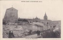 30---NOTRE-DAME DE ROCHEFORT---avenue De L'esplanade--voir 2 Scans - Rochefort-du-Gard