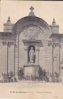 30---N.-D. DE ROCHEFORT--vierge De L'esplanade--voir 2 Scans - Rochefort-du-Gard
