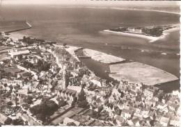 LE CROISIC (44) Vue Aérienne - La Ville Et La Pointe De Pen-Bron En 1952  CPSM  GF - Le Croisic