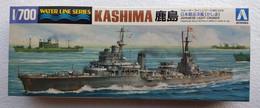 Japanese Light Cruiser Kashima 1/700   (  Aoshima ) - Boats
