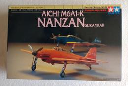 Aichi M6A1-K Nanzan ( Seiran Kai )  1/72  (  Tamiya ) - Airplanes