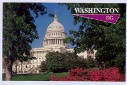 WASHINGTON D.C. The Capitol Houses The Senate ... - Washington DC