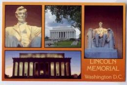 WASHINGTON D.C. Lincoln Memorial - Washington DC
