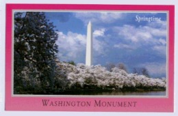 WASHINGTON D.C. Monument - Washington DC