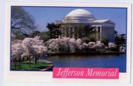 WASHINGTON D.C. Jefferson Memorial - Washington DC