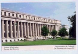 WASHINGTON D.C. Bureau Of Engraving And Printing - Washington DC