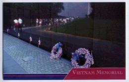 WASHINGTON D.C. Vietnam Memorial - Washington DC