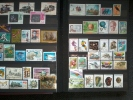 348 Differend Theme Stamps Canceled & MNH World / All Scand - Timbres
