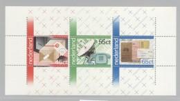 Netherlands 1981, Block, MNH - Blocks & Sheetlets