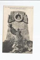 MONUMENT ELEVE A LA MEMOIRE DES HEROS MORTS SUR LES CHAMPS DE BATAILLE DE BARCY (SEINE ET MARNE) 312 - Monuments Aux Morts