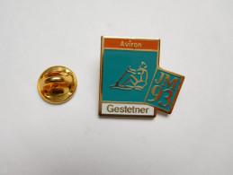 Aviron , Jeux Méditerranéens 93 , Gestetner - Roeisport