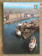 SEALINK - 3 VESSELS AT BOULOGNE - Fähren