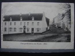 CP. 1582. Ittre. Une Partie De La Rue Haute - Ittre