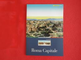 Italia Folder 2011 Roma Capitale Catalogo 2012 € 27,50 Prezzo Copertina € 18,00 - 6. 1946-.. Republic