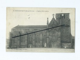 CPA - Moncoutant  - L'Eglise , XIIIe Siècle - Moncoutant