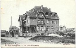 Le Coq-sur-Mer NA46: La Villa Fraternitas - De Haan