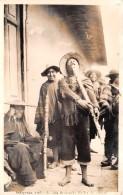 ¤¤  -   PEROU   -  Carte-Photo  -  Indigenas Saplando Una Trompela Hecha De ??  -  Joueurs De Flutes    -   ¤¤ - Pérou