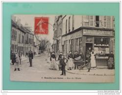 ROMILLY SUR SEINE - Rue De L´Ecole - Romilly-sur-Seine