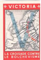 VICTORIA 1962 CROISADE CONTRE LE BOLCHEVISME 300X230  DOC1 - Documents Historiques