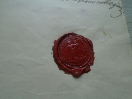 D137988.17 Old Document  Hungary   Franciscus EIGNER -Maria Schlessel Szombathely Sabaria 1870 - Engagement