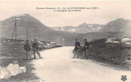 L´ HOSPITALET  -  Col Du PUYMORENS  Et Montagne D'Andorre ( Douaniers ) - Frankreich