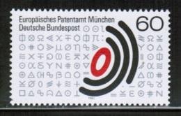 EUROPEAN IDEAS 1981 DE MI 1088 GERMANY - European Ideas