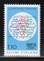 EUROPEAN IDEAS 1981 FI MI 883 FINLAND - European Ideas