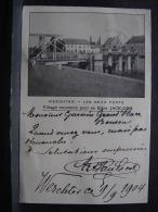 CP. 1583. Werchter. Les Deux Ponts. Village Renommé Pour Sa Bière JACK-OP - Rotselaar