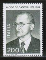 EUROPEAN IDEAS 1981 IT MI 1743 ITALY - European Ideas