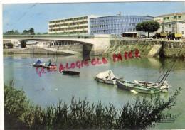 33 - LIBOURNE - LE PONT DE FRONSAC  LA CITE ADMINISTRATIVE - LES BORDS DE L' ISLE - Libourne