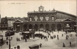 LILLE LA GARE - Lille