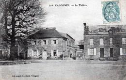 Valognes -  Le Théâtre - Autres Communes