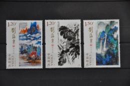 I 265 ++ CHINA 2016 PAINTER ART SCHILDER MNH ** - 1949 - ... Volksrepubliek