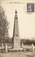 QUEZAC (15.Cantal)  Le Monument Aux Morts - Autres Communes