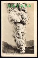 COSTA-RICA - Eruption Of Irazu Vulcano - Costa Rica