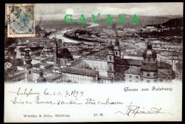 Gruss Aus SALZBURG - Salzburg Stadt