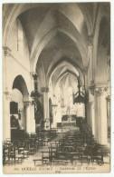 QUEZAC (15.Cantal)  Intérieur De L´Eglise . 881 - Autres Communes