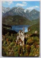 SCHLOSS NEUSCHWANSTEIN Und HOHENSCHWANGAU - History