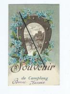 CPA   -  Souvenir De Camplong - Autres Communes