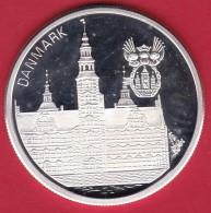 Danemark - 10 Euros Argent 1996 - FDC - Danemark