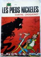 LES PIEDS NICKELES 59 CONTRE CROQUENOT - SPE - PELLOS - Pieds Nickelés, Les