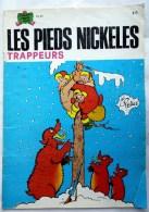 LES PIEDS NICKELES 41 TRAPPEURS - SPE - PELLOS - Pieds Nickelés, Les