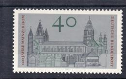 ALEMANIA 1975. MILENARIO DE LA CATEDRAL DE MAGUNCIA .YVERT Nº 694.NUEVA SIN CHARNELA. SES316GRANDE - [7] West-Duitsland
