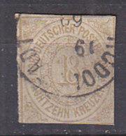 PGL CZ041 - CONFEDERATION DU NORD Yv N°11   ALT DEUTSCHLAND NORDD. BUND Mi N°11 - Norddeutscher Postbezirk