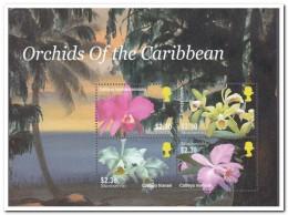 Montserrat 2005, Postfris MNH, Flowers, Orchids - Montserrat