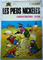 LES PIEDS NICKELES 19 CHERCHEURS D'OR - SPE - PELLOS (2) - Pieds Nickelés, Les