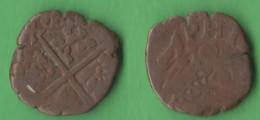 Milano Quattrino Filippo IV Dominio Spagnolo - Regional Coins