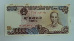 Vietnam Viet Nam 100000 Dong Banknote 1994 -P#117 - Vietnam